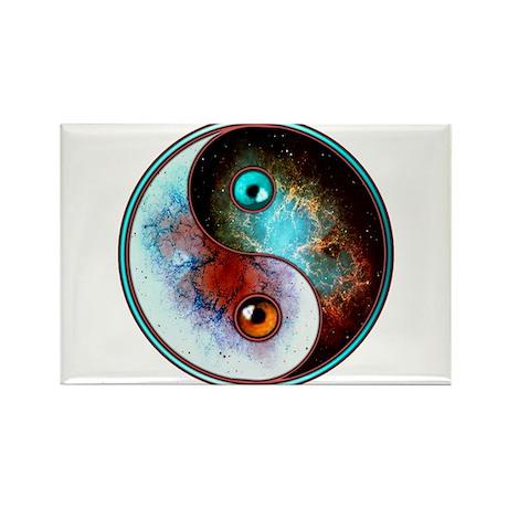 Cosmic Tao Rectangle Magnet (10 pack)
