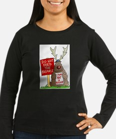 Do Not Feed the Bears Long Sleeve T-Shirt