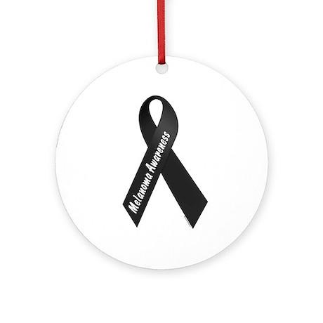 Melanoma Awareness 1 Ornament (Round)