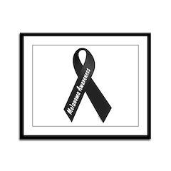Melanoma Awareness 1 Framed Panel Print