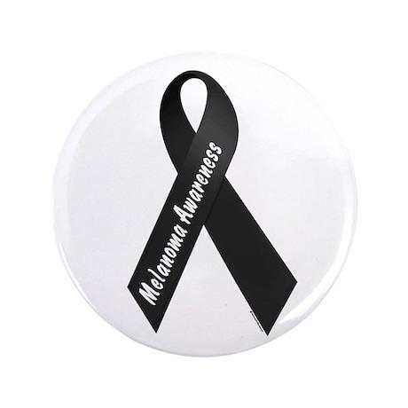 "Melanoma Awareness 1 3.5"" Button"