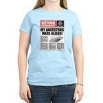 Ancestors Were Aliens Women's Light T-Shirt