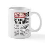 Ancestors Were Aliens Mug