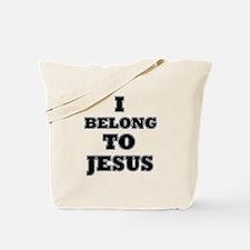 I belong to Jesus Tote Bag