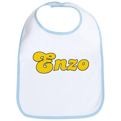 Retro Enzo (Gold) Bib