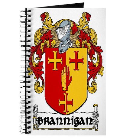 Brannigan Coat of Arms Journal