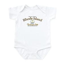 Rhode Island Infant Creeper