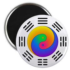 Cute Taoist Magnet