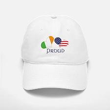 Proud Irish American Baseball Baseball Cap