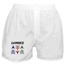 LUMBEE Boxer Shorts