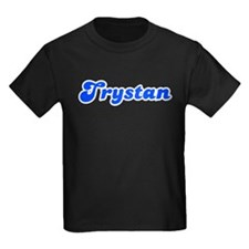 Retro Trystan (Blue) T