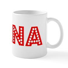 Retro Tiana (Red) Mug