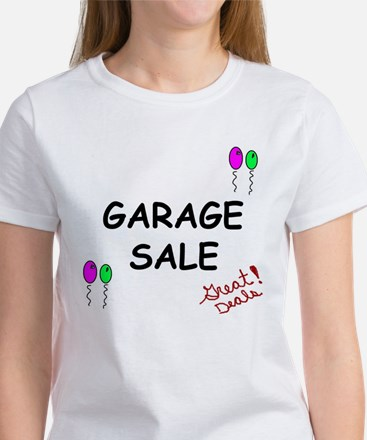 Garage Sale Women's T-Shirt