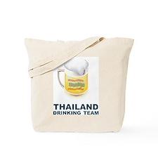 Thailand Drinking Team Tote Bag