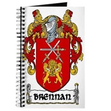 Brennan Coat of Arms Journal