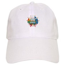 TEXAS-REVERSE-SEAL Baseball Cap