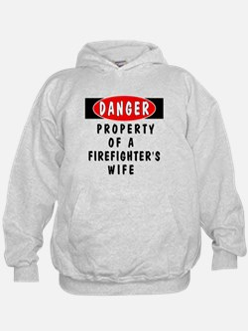 Firefighters Wife Hoodie
