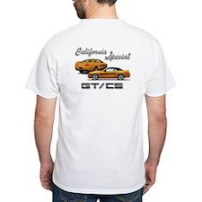 Grabber Orange Shirt (Image on Back!)