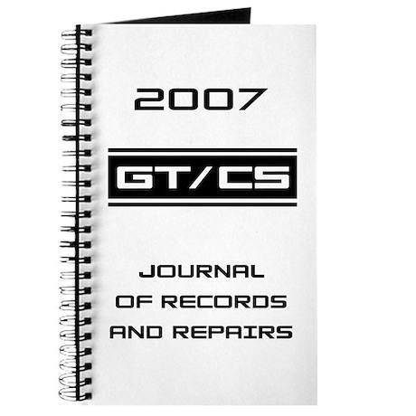 2007 Journal