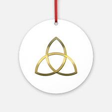Trinity Ornament (Round)