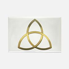 Trinity Rectangle Magnet