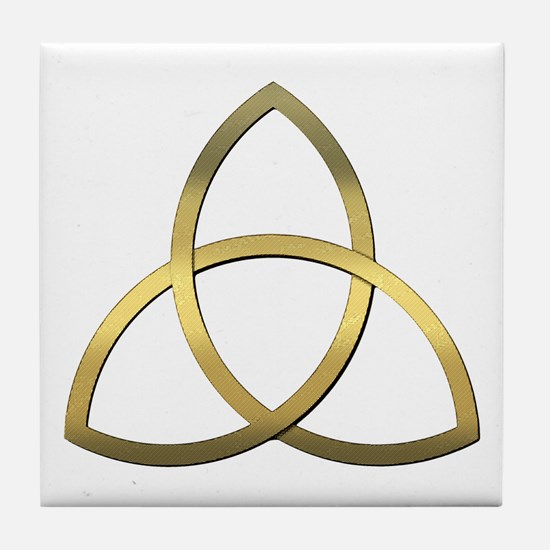Trinity Tile Coaster