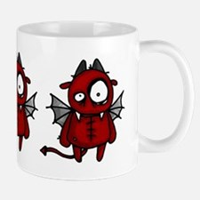 Voodoodle - Neville the devil Mug