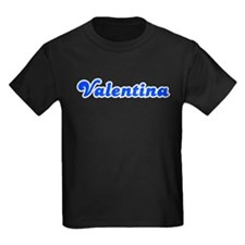 Retro Valentina (Blue) T