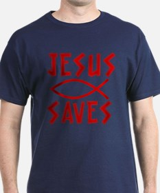 Jesus Saves! T-Shirt