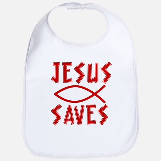 Jesus Saves! Bib