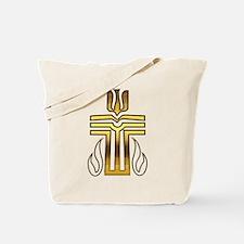 Presbyterian Cross Tote Bag