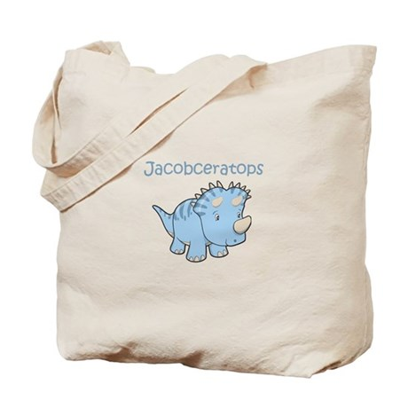 Jacobceratops Tote Bag