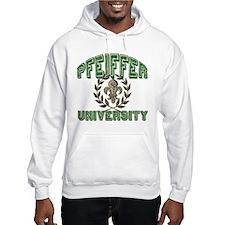 Pfeiffer Family Name University Hoodie