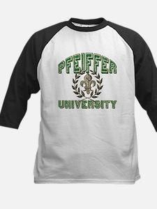 Pfeiffer Family Name University Kids Baseball Jers