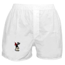 Voodoodle - Fang Kitty Boxer Shorts