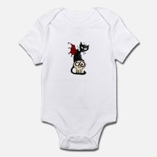 Voodoodle - Fang Kitty Infant Bodysuit