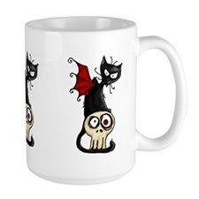 Voodoodle - Fang Kitty Mug