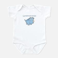 Landonceratops Infant Bodysuit
