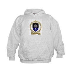 GUERRETTE Family Crest Hoodie