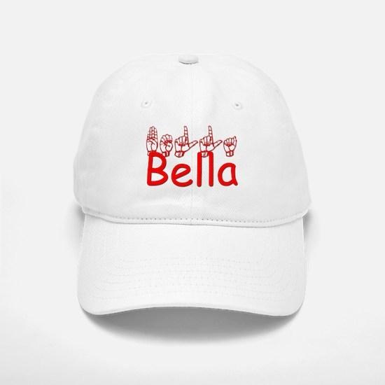 Bella Baseball Baseball Cap