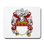 Wheatley Family Crest Mousepad