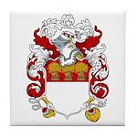 Wheatley Family Crest Tile Coaster
