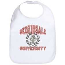 Beckinsale Last Name University Bib