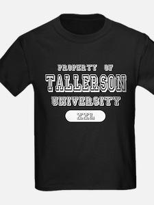 Tallerson Family Name University T
