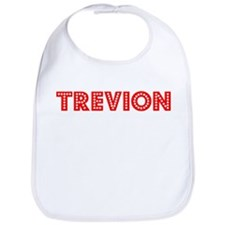 Retro Trevion (Red) Bib