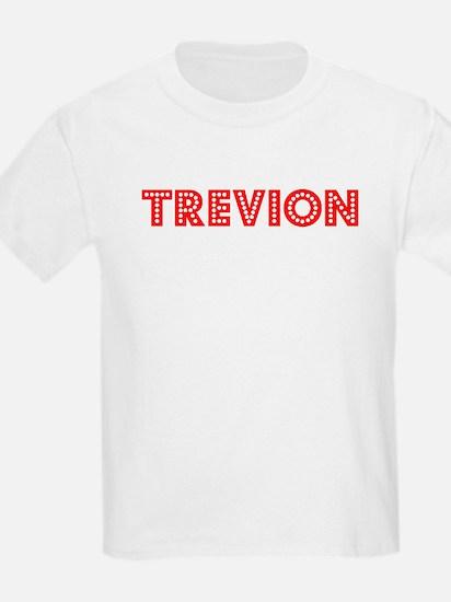 Retro Trevion (Red) T-Shirt