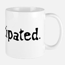 Crohnstipated Mug