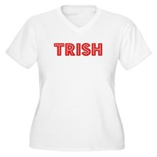 Retro Trish (Red) T-Shirt