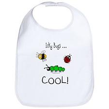 icky bugs ...COOL Bib