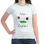 icky bugs ...COOL Jr. Ringer T-Shirt